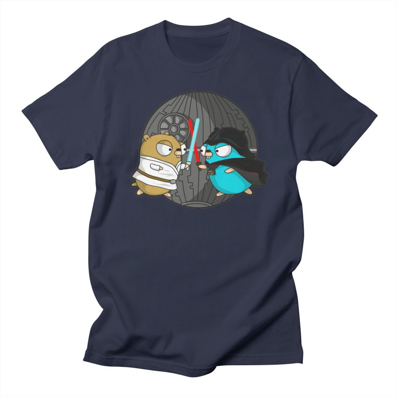 Gopher Wars Men's T-Shirt by Women Who Go