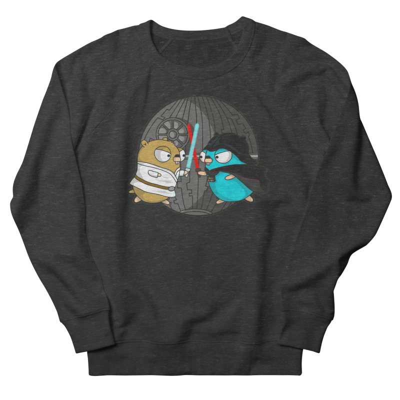 Gopher Wars Men's Sweatshirt by Women Who Go