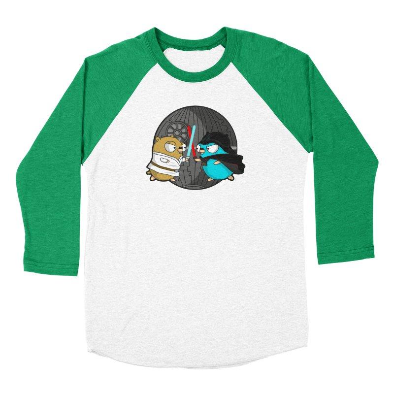 Gopher Wars Men's Longsleeve T-Shirt by Women Who Go