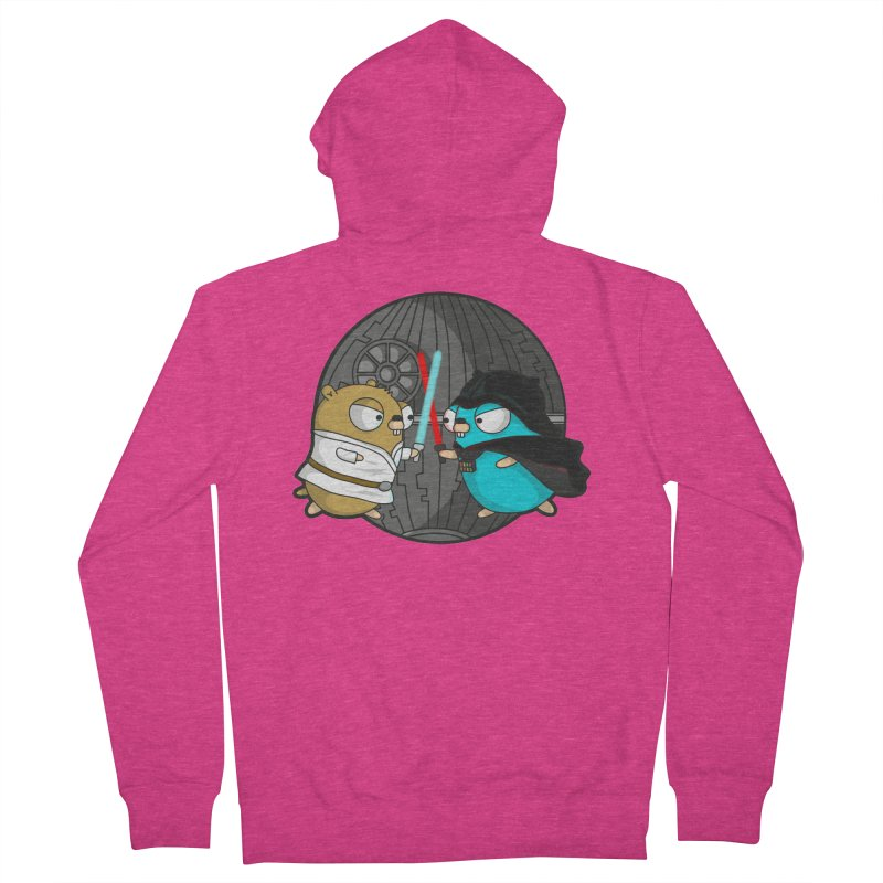 Gopher Wars Women's French Terry Zip-Up Hoody by Women Who Go