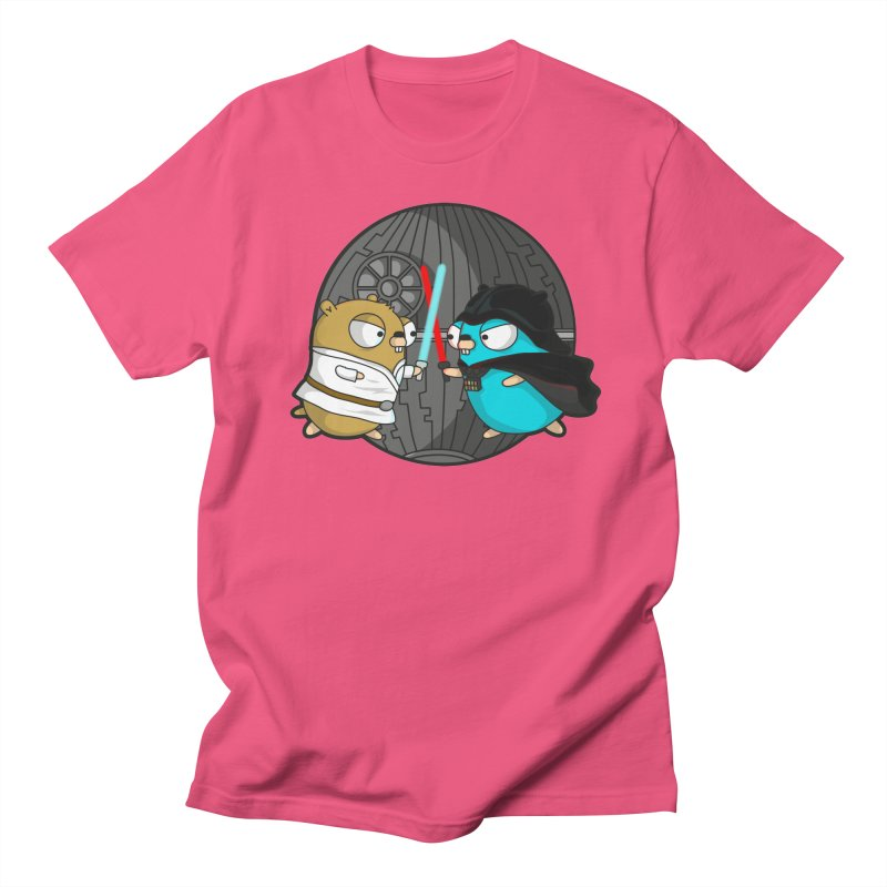 Gopher Wars Women's Regular Unisex T-Shirt by Women Who Go
