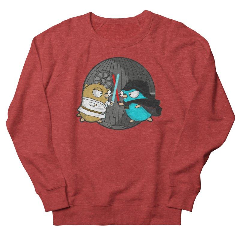 Gopher Wars Women's French Terry Sweatshirt by Women Who Go