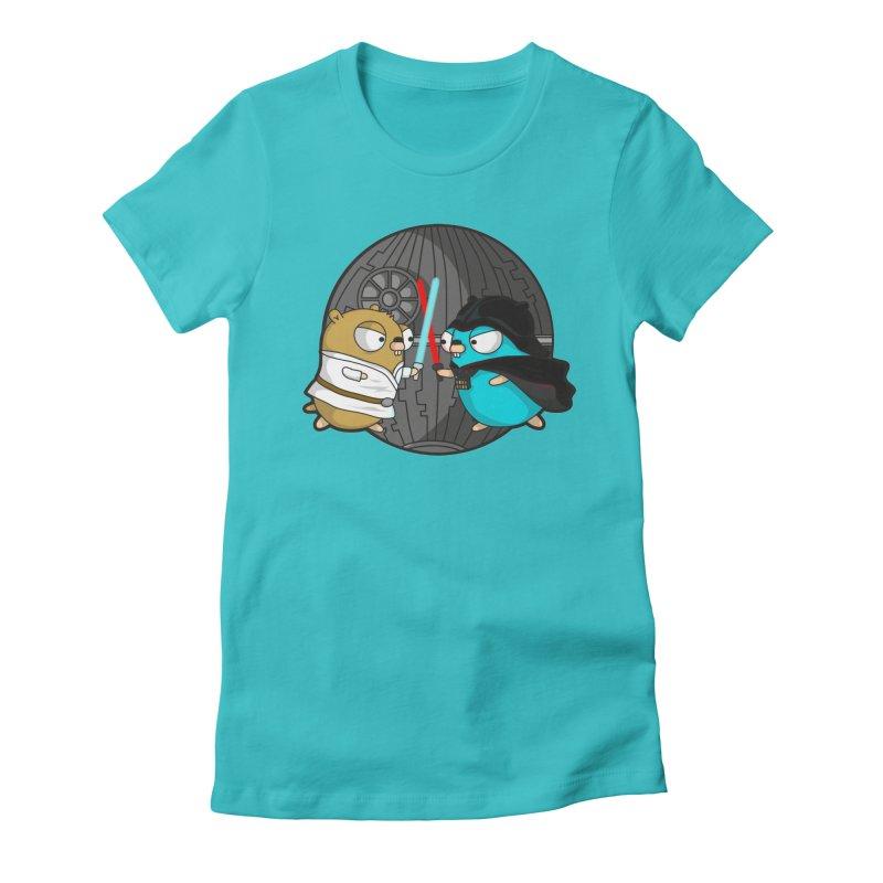 Gopher Wars Women's T-Shirt by Women Who Go