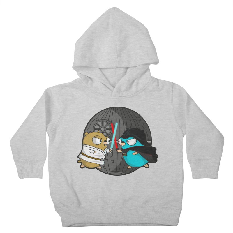 Gopher Wars Kids Toddler Pullover Hoody by Women Who Go