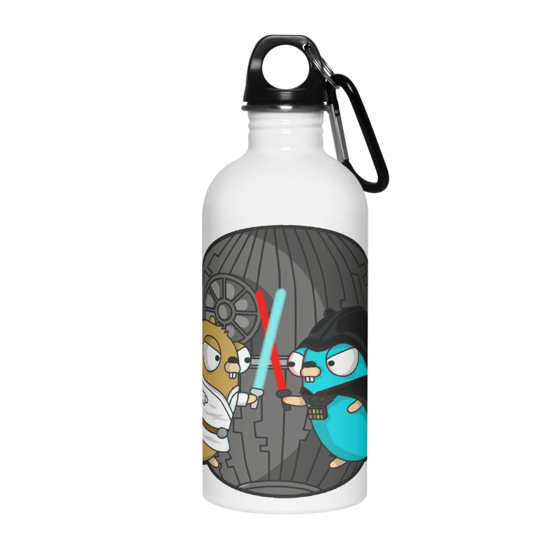 Gopher Wars Accessories Water Bottle by Women Who Go