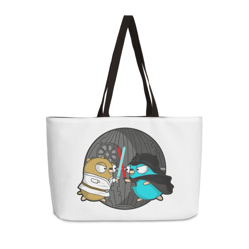 Gopher Wars Accessories Bag by Women Who Go
