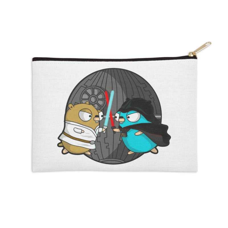 Gopher Wars Accessories Zip Pouch by Women Who Go