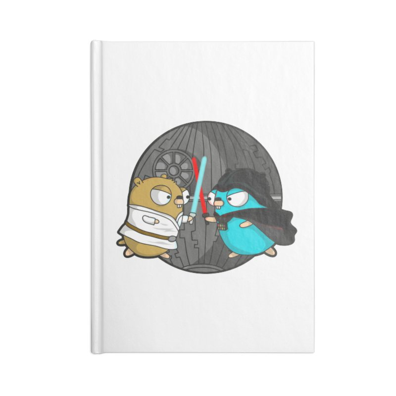 Gopher Wars Accessories Notebook by Women Who Go