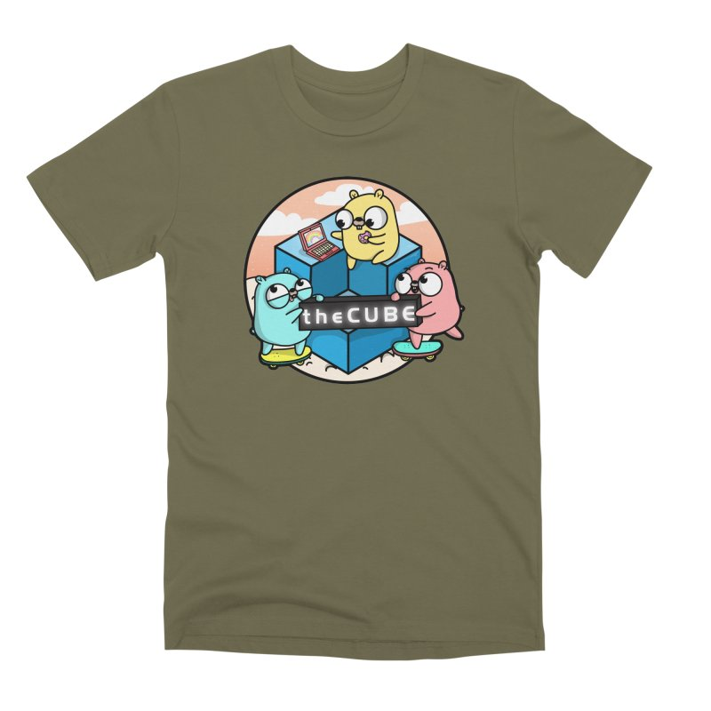 The Cube Men's T-Shirt by Women Who Go