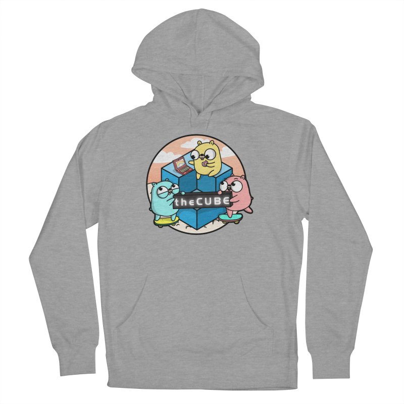 The Cube Women's Pullover Hoody by Women Who Go