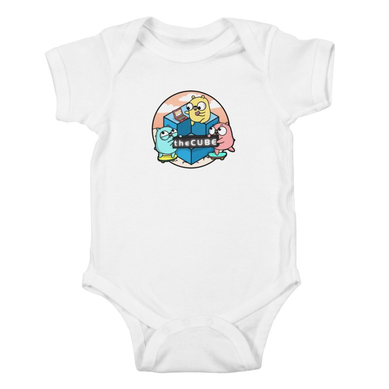 The Cube Kids Baby Bodysuit by Women Who Go