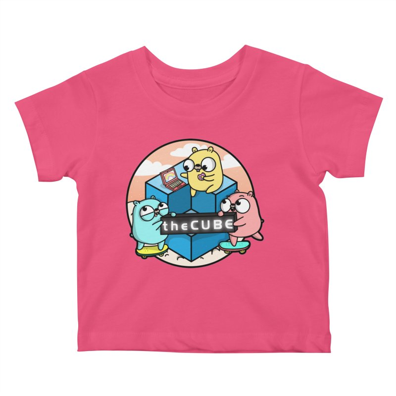The Cube Kids Baby T-Shirt by Women Who Go