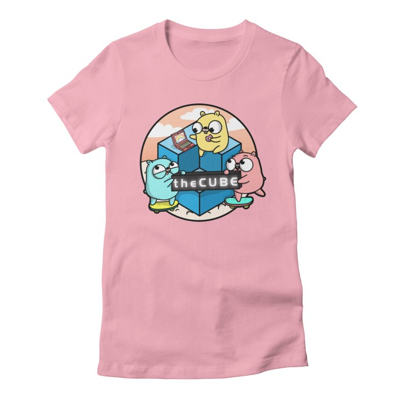 The Cube Women's T-Shirt by Women Who Go