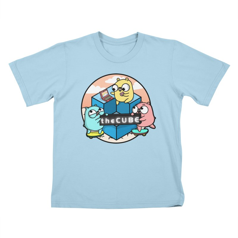 The Cube Kids T-Shirt by Women Who Go