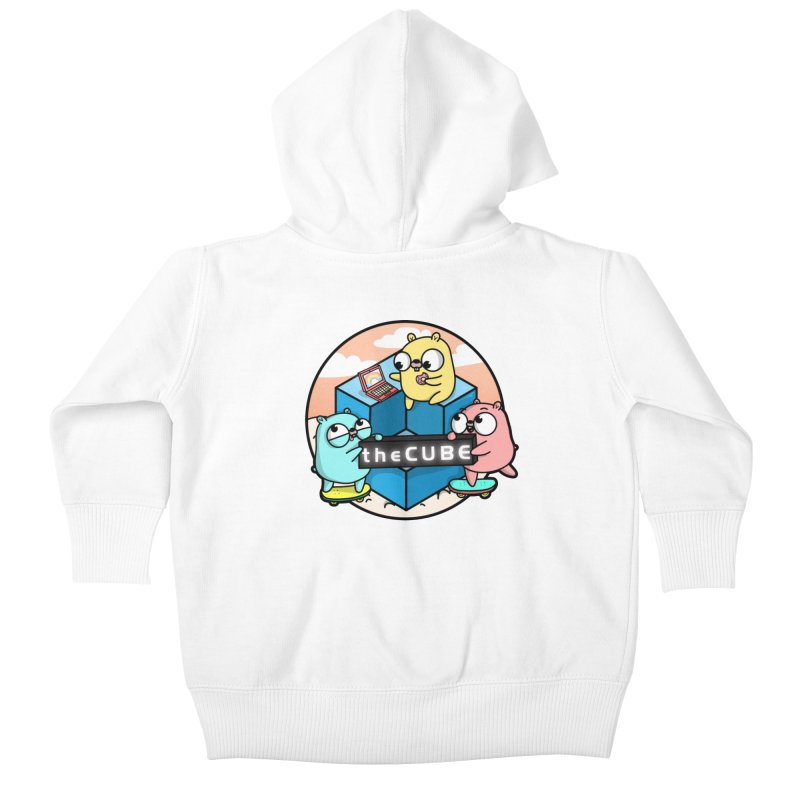 The Cube Kids Baby Zip-Up Hoody by Women Who Go