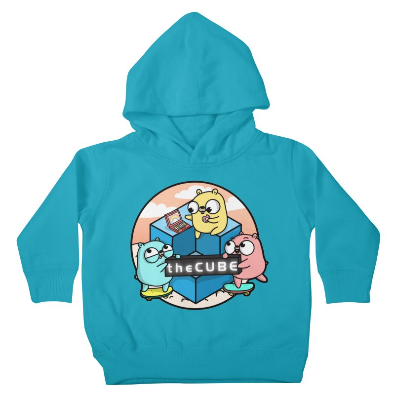 The Cube Kids Toddler Pullover Hoody by Women Who Go