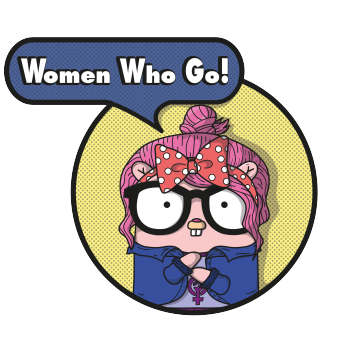 Women Who Go Logo