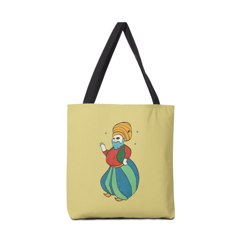 Balbaba in Tote Bag by Wonder Friends