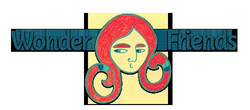 Wonder Friends Logo