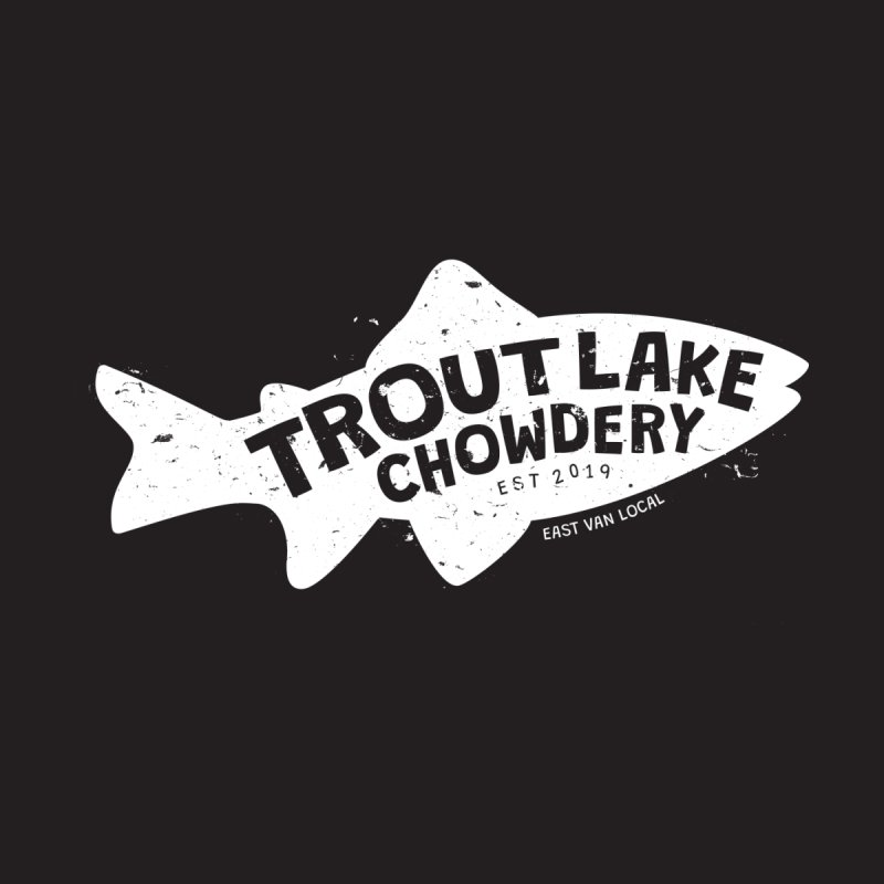 Trout Lake Chowdery Home Throw Pillow by A Wonderful Shop of Wonderful Wonders