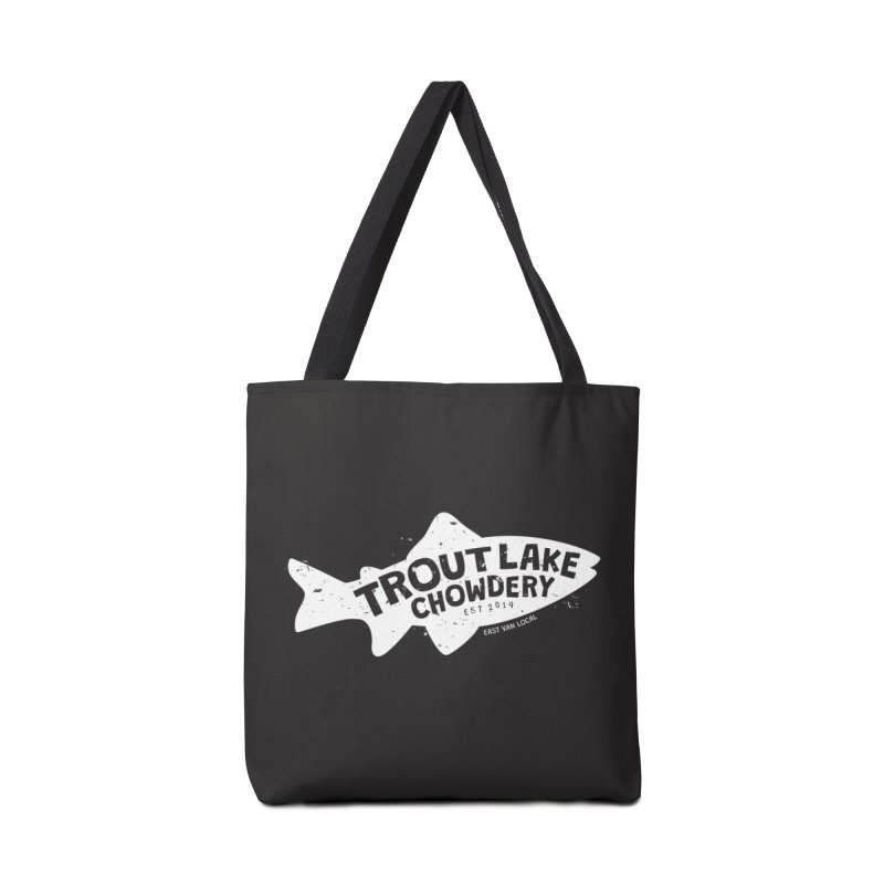 Trout Lake Chowdery Accessories Bag by A Wonderful Shop of Wonderful Wonders