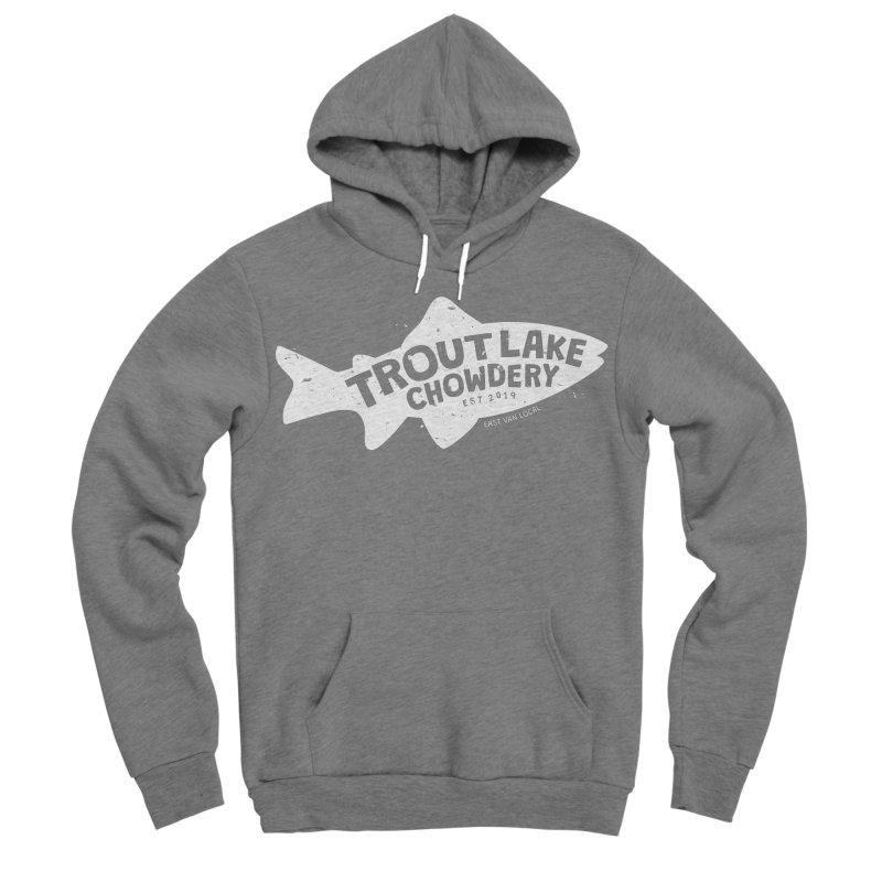 Trout Lake Chowdery Women's Pullover Hoody by A Wonderful Shop of Wonderful Wonders
