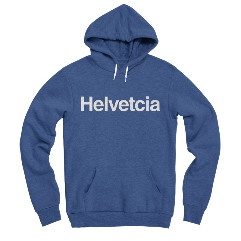 Helvetcia Women's Sponge Fleece Pullover Hoody by A Wonderful Shop of Wonderful Wonders