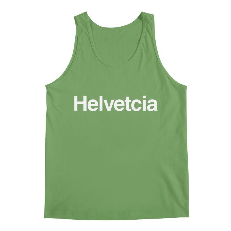 Helvetcia Men's Tank by A Wonderful Shop of Wonderful Wonders