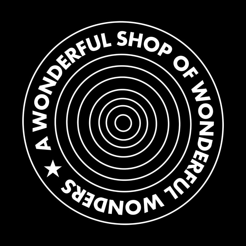 A Wonderful Shop of Wonderful Wonders Accessories Zip Pouch by A Wonderful Shop of Wonderful Wonders