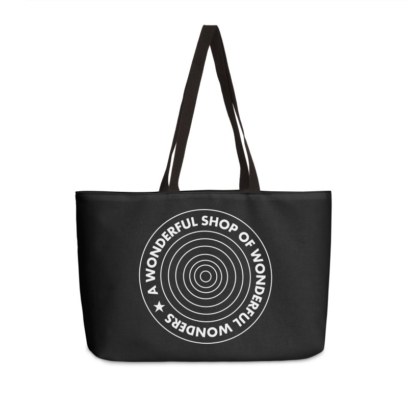 A Wonderful Shop of Wonderful Wonders Accessories Weekender Bag Bag by A Wonderful Shop of Wonderful Wonders