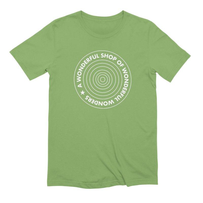 A Wonderful Shop of Wonderful Wonders Men's Extra Soft T-Shirt by A Wonderful Shop of Wonderful Wonders