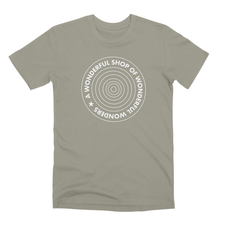 A Wonderful Shop of Wonderful Wonders Men's Premium T-Shirt by A Wonderful Shop of Wonderful Wonders