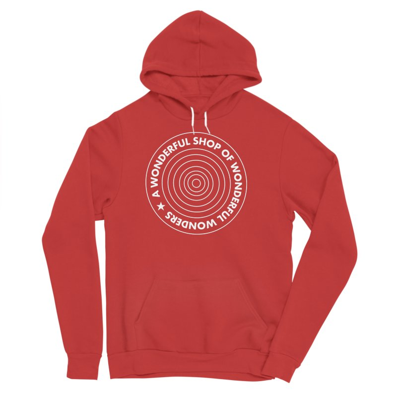 A Wonderful Shop of Wonderful Wonders Women's Sponge Fleece Pullover Hoody by A Wonderful Shop of Wonderful Wonders