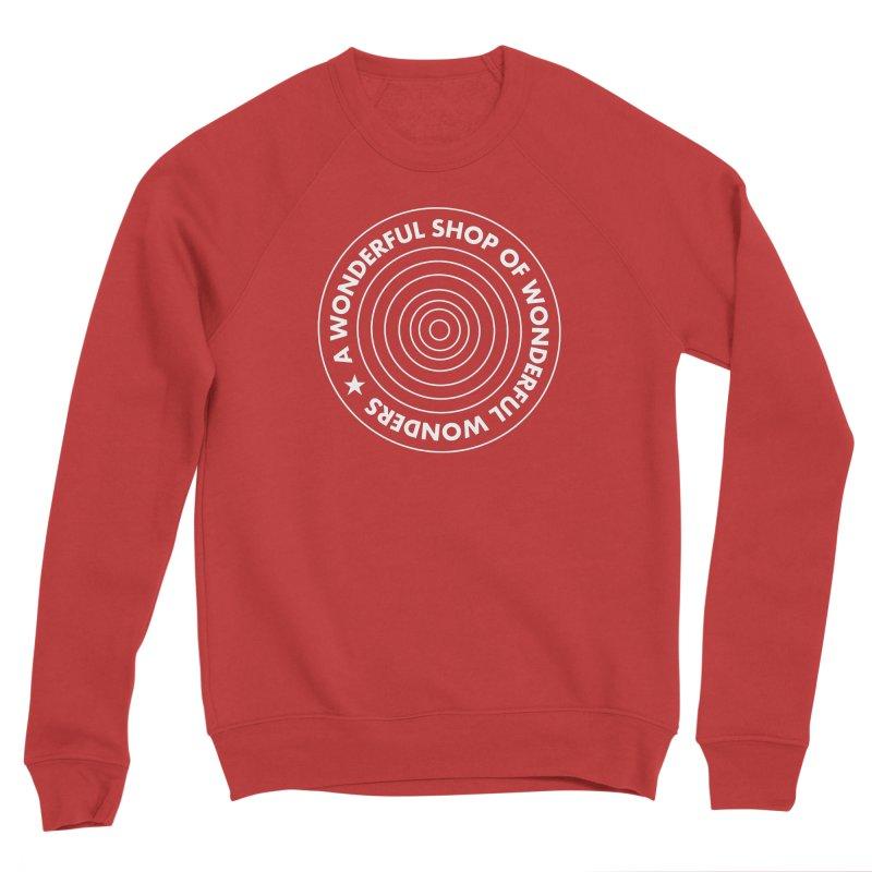 A Wonderful Shop of Wonderful Wonders Men's Sponge Fleece Sweatshirt by A Wonderful Shop of Wonderful Wonders