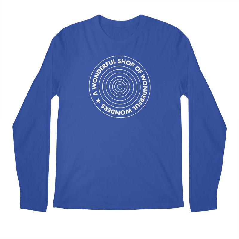 A Wonderful Shop of Wonderful Wonders Men's Regular Longsleeve T-Shirt by A Wonderful Shop of Wonderful Wonders