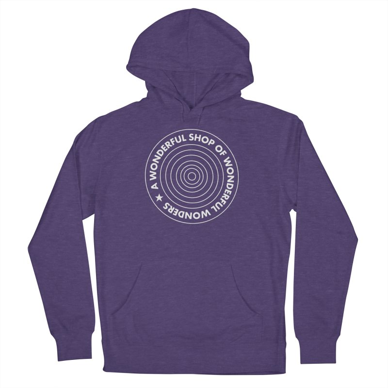 A Wonderful Shop of Wonderful Wonders Men's French Terry Pullover Hoody by A Wonderful Shop of Wonderful Wonders