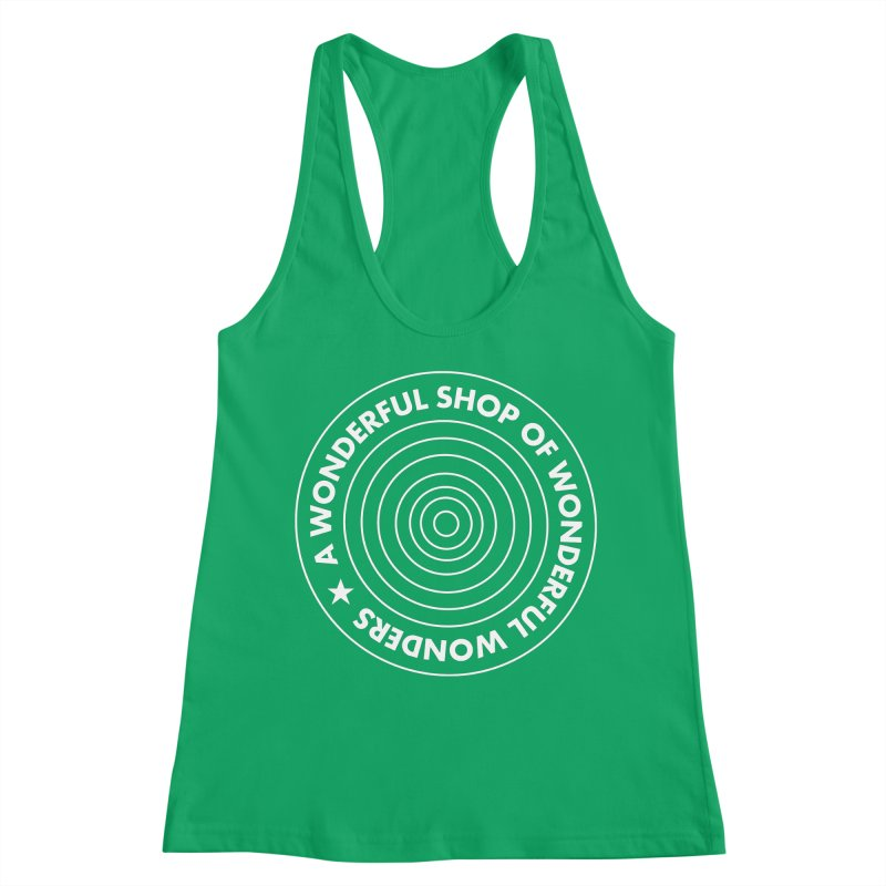 A Wonderful Shop of Wonderful Wonders Women's Tank by A Wonderful Shop of Wonderful Wonders