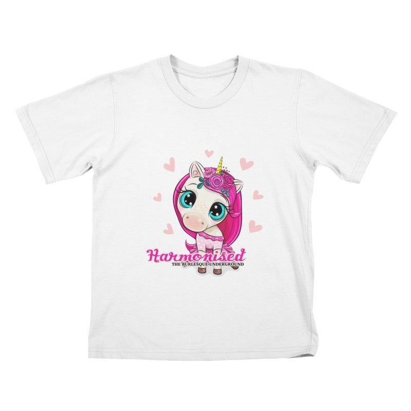 Harmonised Kids T-Shirt by Wonderground
