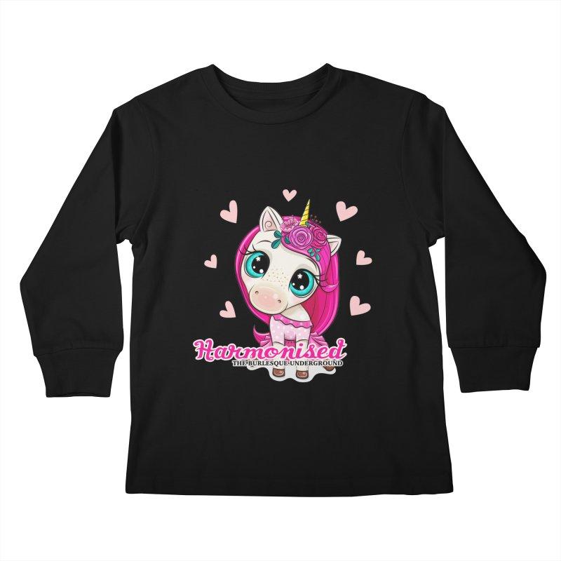 Harmonised Kids Longsleeve T-Shirt by Wonderground