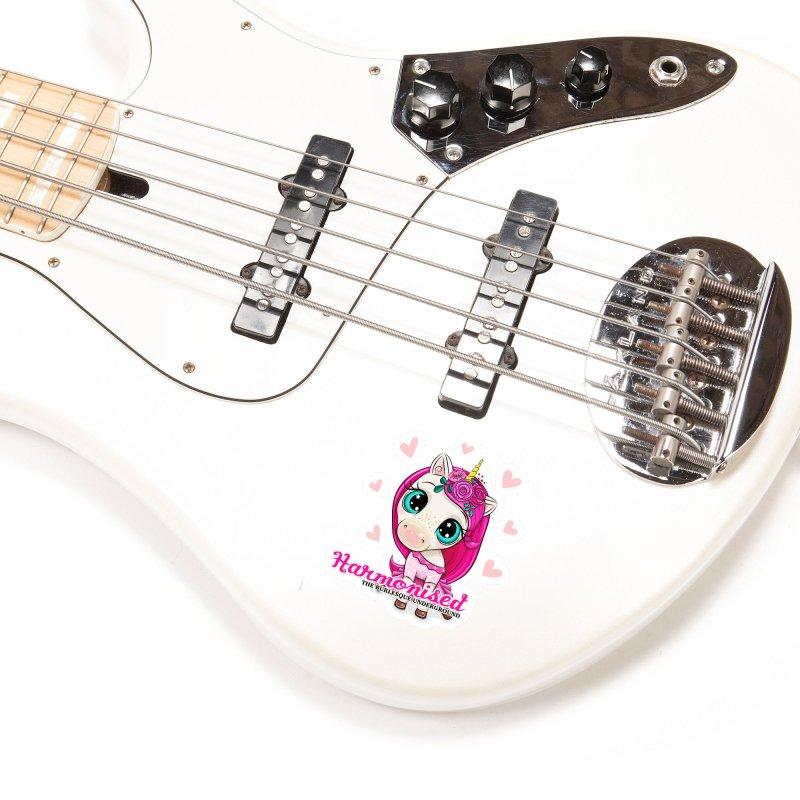 Harmonised Accessories Sticker by Wonderground