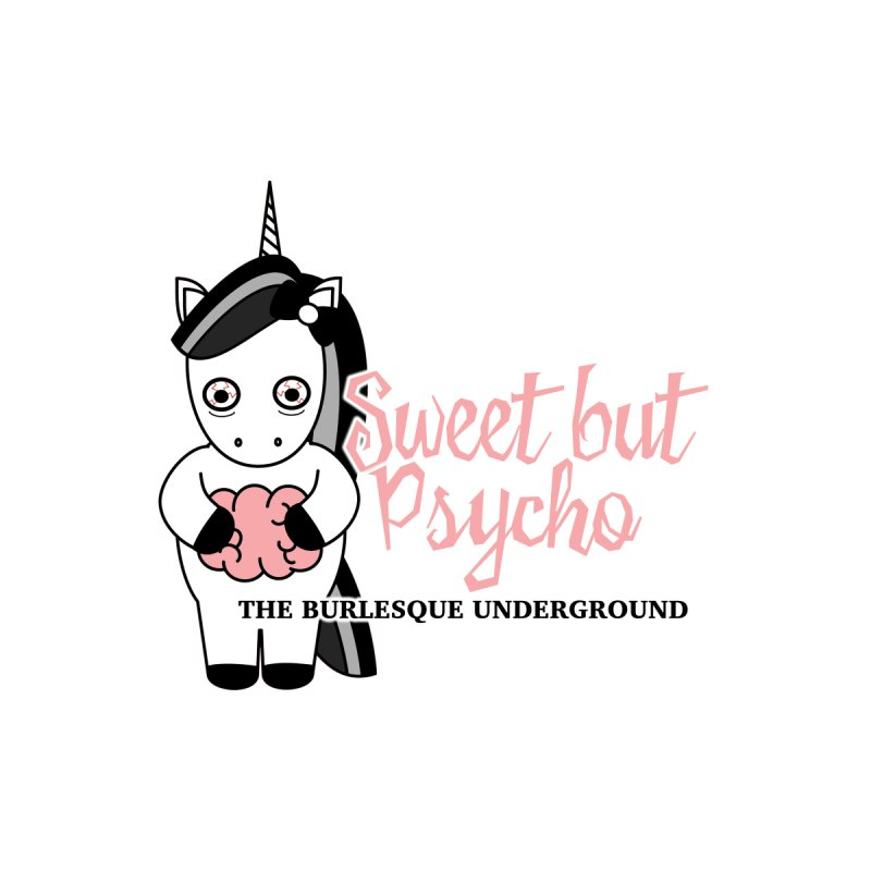 Sweet But Psycho Men's T-Shirt by Wonderground