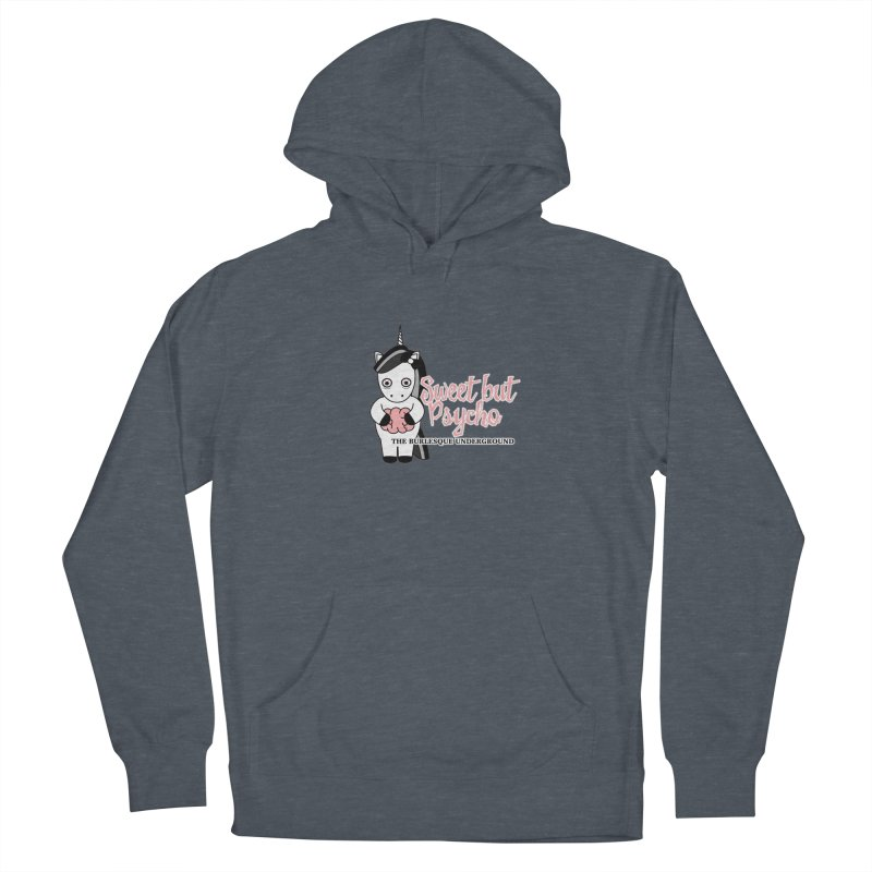Sweet But Psycho Women's Pullover Hoody by Wonderground