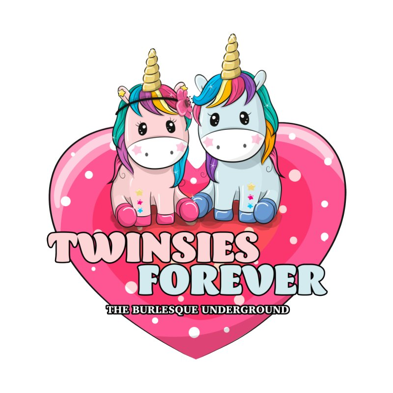 Twinsies Forever Accessories Sticker by Wonderground