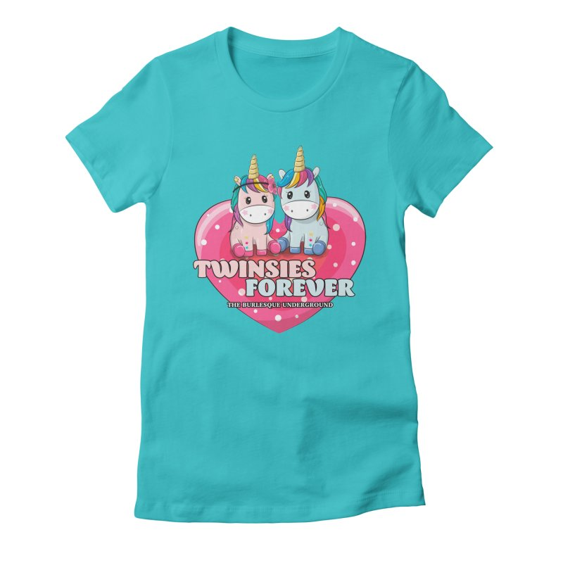 Twinsies Forever Women's T-Shirt by Wonderground