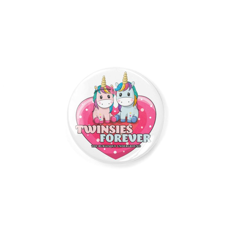Twinsies Forever Accessories Button by Wonderground