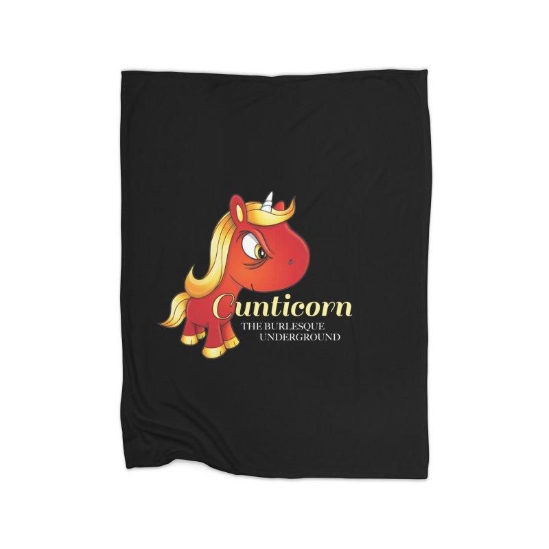 Cunticorn Home Blanket by Wonderground