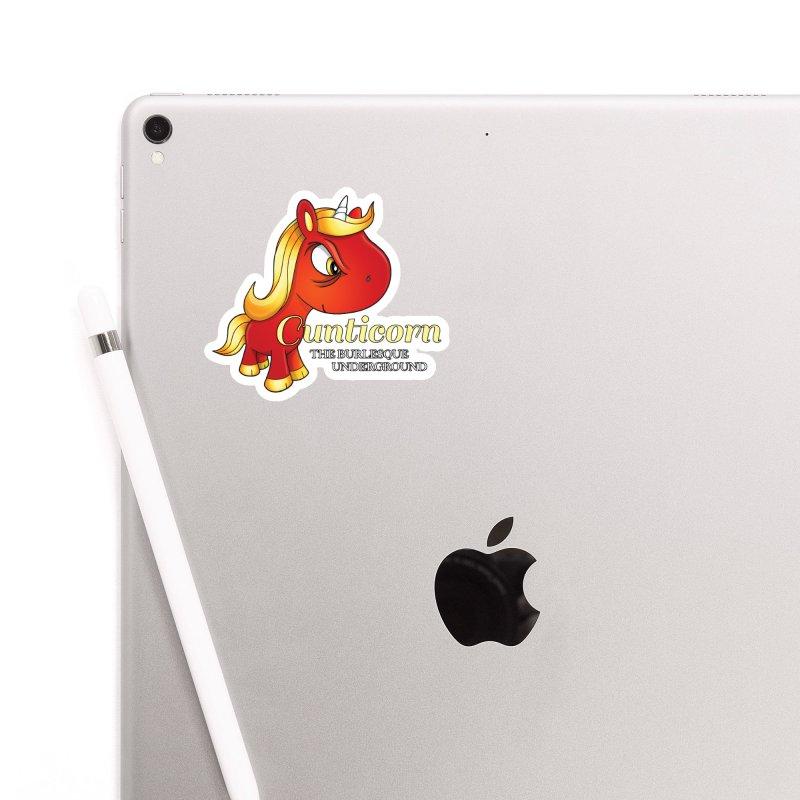 Cunticorn Accessories Sticker by Wonderground