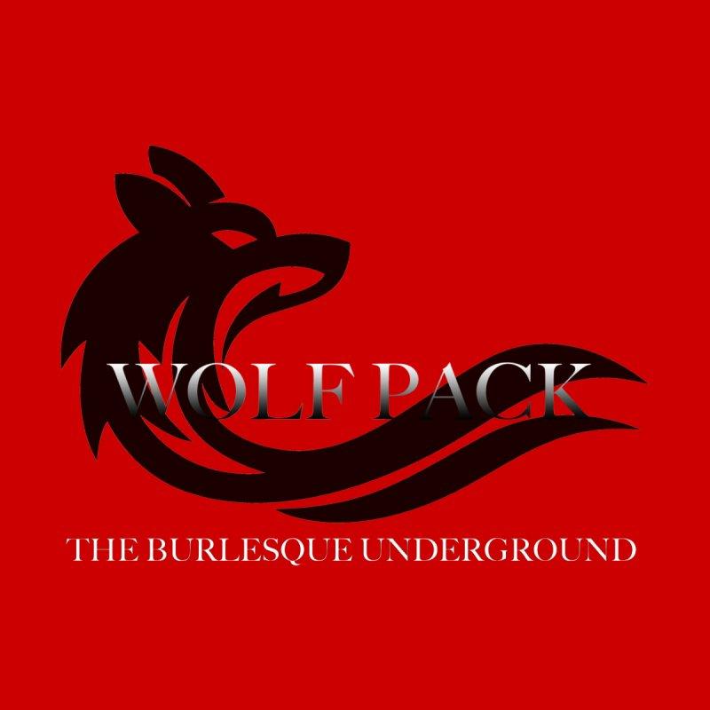 Wolf Pack Accessories Sticker by Wonderground