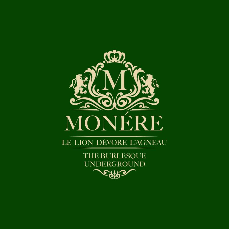 Monére (The Lion Devours the Lamb) Home Blanket by Wonderground