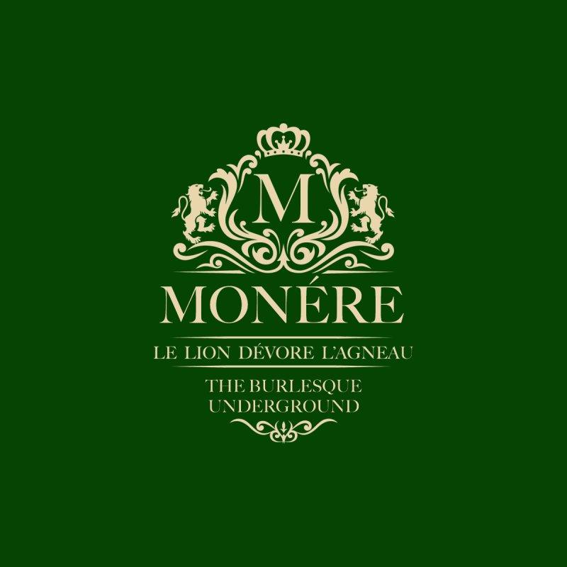 Monére (The Lion Devours the Lamb) Accessories Phone Case by Wonderground